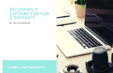 Become a distributor for products