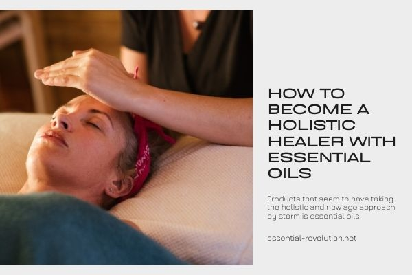 How to become a holistic healer