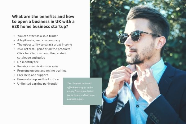 How to open a business in UK