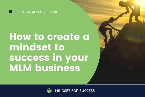Mindset to success