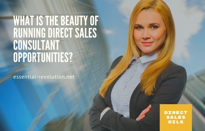 Direct sales consultant opportunities