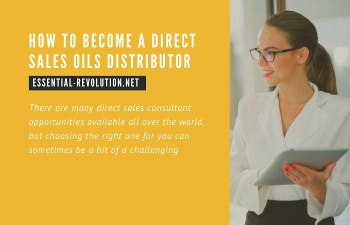 Direct sales oils