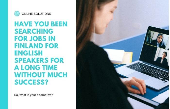 Jobs in Finland for English speakers