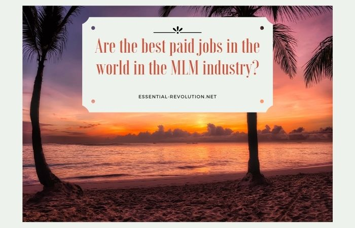 Best paid jobs in the world